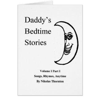Cartão As histórias de horas de dormir Amazon.com de