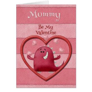 Cartão As mamães do feliz dia dos namorados sejam meus