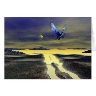 Cartão Ascensão de Pegasus