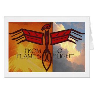 Cartão Ascensão de Phoenix