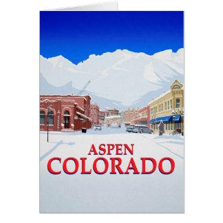 Cartão Aspen