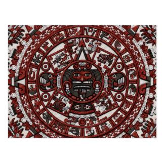 Cartão asteca