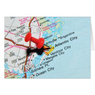 Cartão Atlantic City