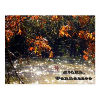 Cartão - Atoka, Tennessee