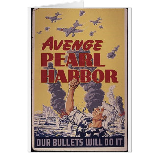 Cartão Attack_on_Pearl_Harbor_US_Propaganda