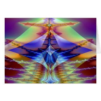 Cartão Aumentação dos espírito