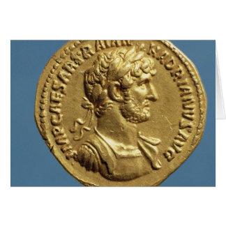 Cartão Áureo de Hadrian