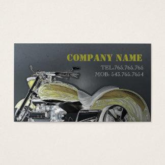 Cartão automotriz/motocicleta/bicicleta/piloto