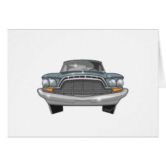Cartão Aventureiro 1960 de DeSoto