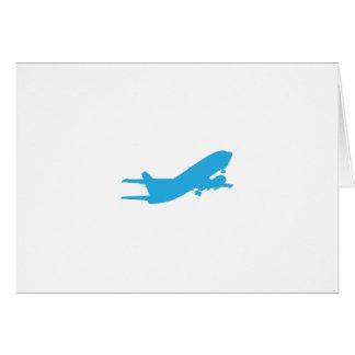 Cartão Avião
