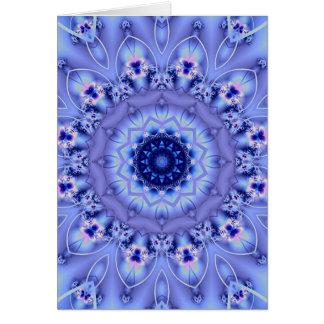 Cartão Azul de China