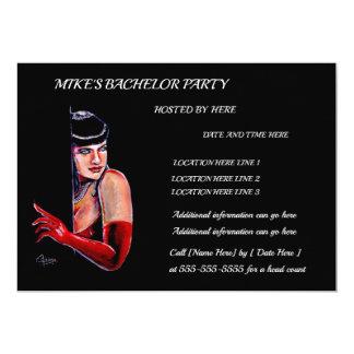 Cartão Bachelor Party
