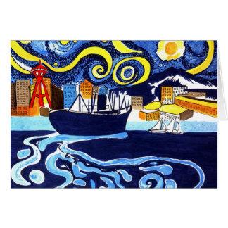 Cartão Baía de Elliott