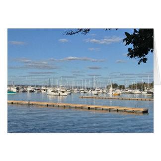 Cartão Baía de Matilda, Austrália