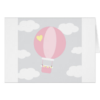 Cartão balão