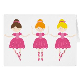 Cartão ballerina4
