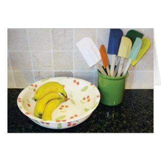 Cartão Bananas