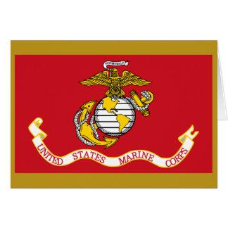 Cartão Bandeira do USMC