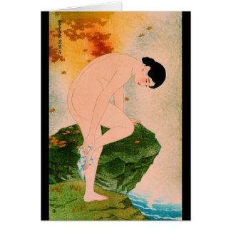Cartão Banho perfumado 1930