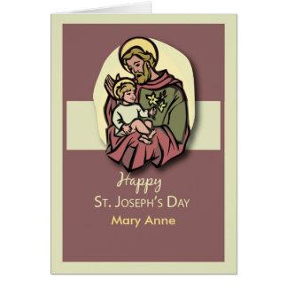 Cartão Banquete conhecido feito sob encomenda de St