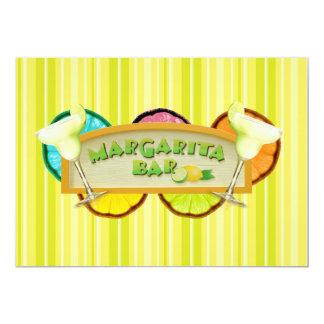 Cartão Bar de Margarita