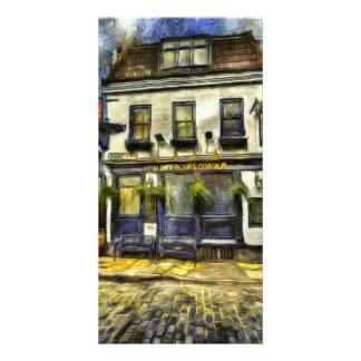 Cartão Bar Londres Van Gogh de Mayflower