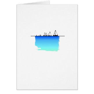 Cartão Barco