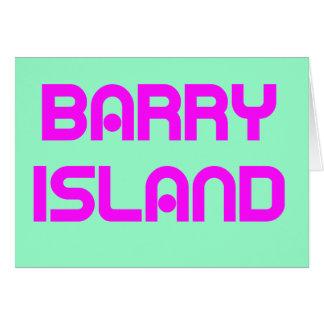 Cartão Barry Island2