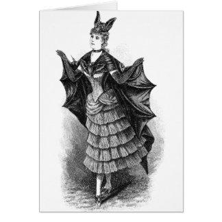 Cartão Batwoman 1899