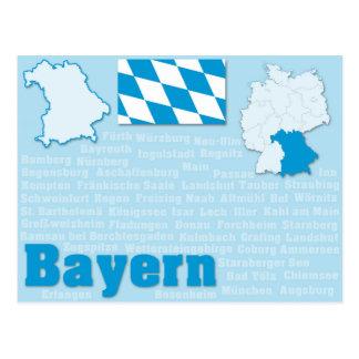"""Cartão """"Baviera """""""