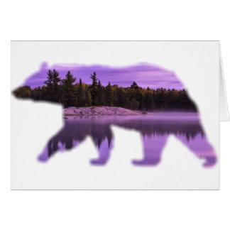Cartão BC urso 2