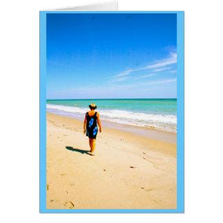 Cartão Beachwalker