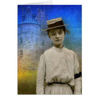 Cartão Beatrice, France 1916-Notecard
