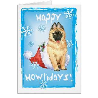 Cartão Belga feliz Tervuren de Howlidays