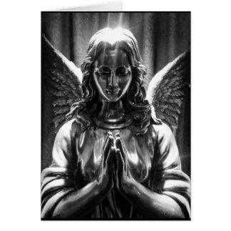 Cartão Benevolência angélico