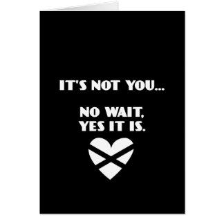 Cartão BH: Não é você… Nenhuma espera, sim é