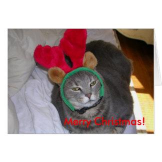 Cartão bigfatcat, Feliz Natal!