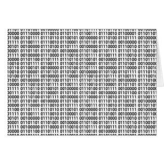 Cartão Binário: Eu amo programar