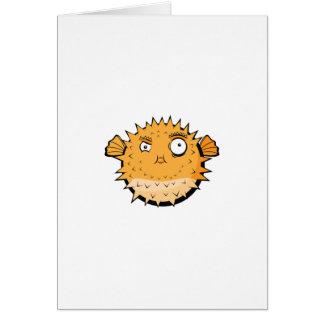 Cartão Blowfish