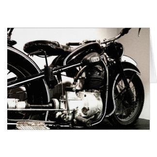 CARTÃO BMW 1947
