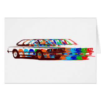 Cartão BMW FullColours