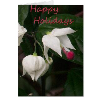 Cartão Boas festas!