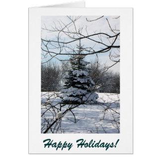 Cartão Boas festas 1