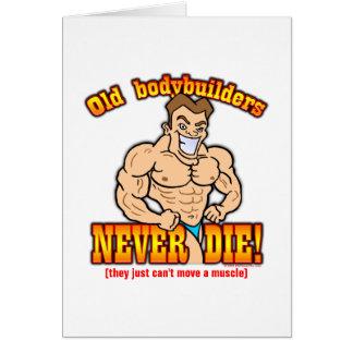 Cartão Bodybuilders