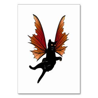 Cartão Bolota cósmica do gato
