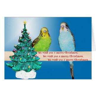Cartão Bom ano de Chirpin