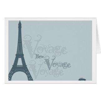 Cartão bon voyage card_horizontal