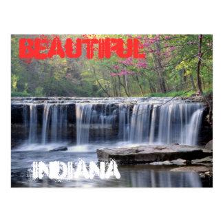 Cartão bonito de Indiana