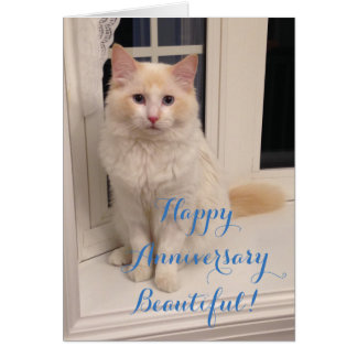 Cartão bonito do aniversário feliz