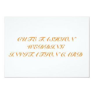 Cartão bonito do convite do casamento da forma